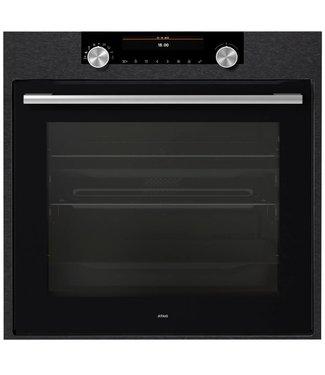 Atag ZX6612D Multifunctionele oven (matrix black steel)