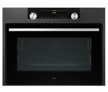 Atag ZX4692D Multifunctionele oven (matrix black steel)