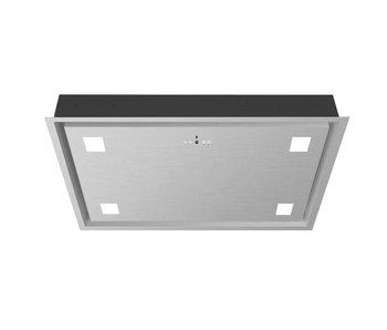 Inventum AKC9000RVS plafond afzuigkap 90cm