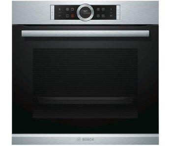 Bosch HBG675BS1 inbouw oven met pyrolyse