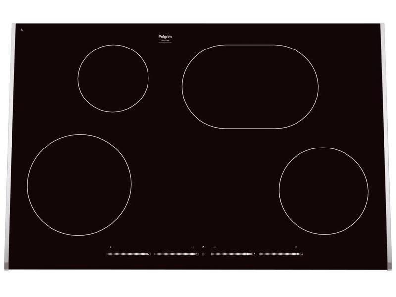 Pelgrim IDK784ONY inductie kookplaat 77cm