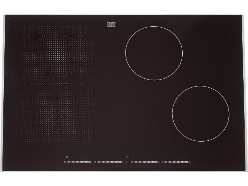 Pelgrim IDK883ONY inductie kookplaat 77cm