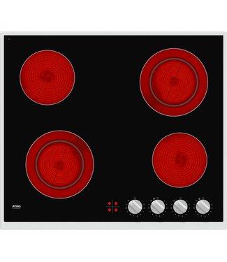 Atag HC6471B   keramische kookplaat