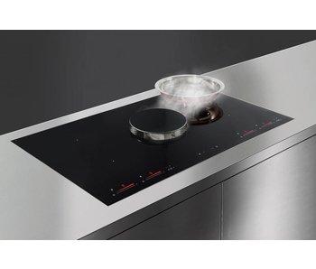 Senza Nome HIKA EMOTION inductie kookplaat met afzuiging