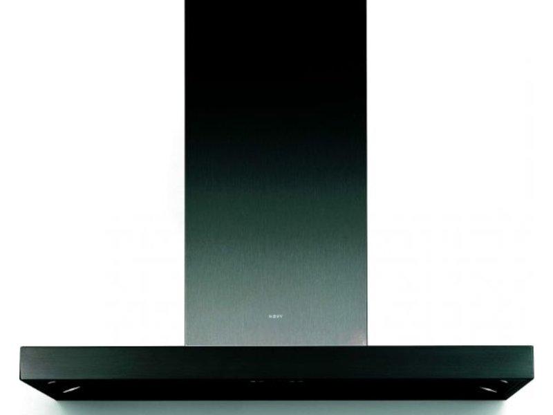 Novy 7602 wandschouw (zwart)