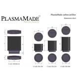 Plasmamade CA-R150-150 carbon airfilter