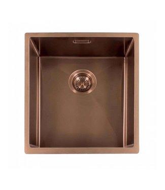 Reginox R30707 spoelbak (copper)