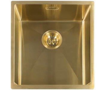 Reginox R30714 spoelbak (gold)