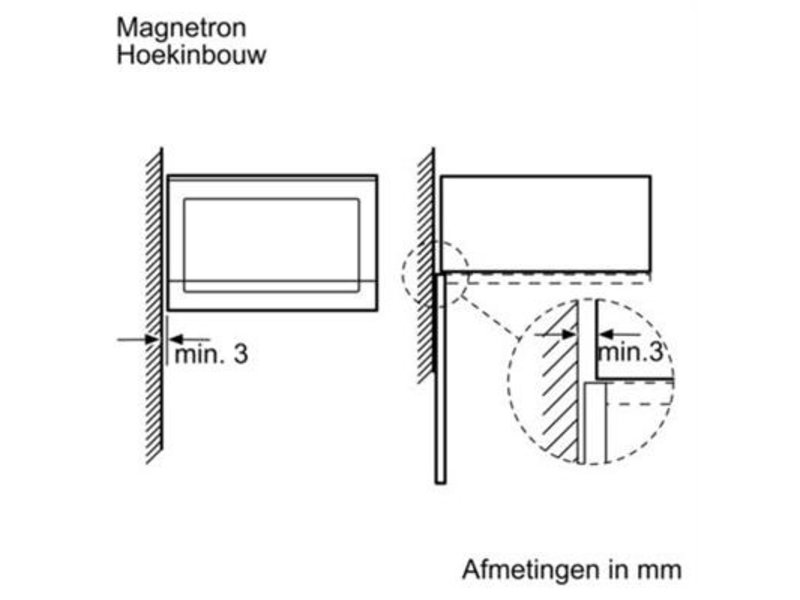 Siemens BF425LMB0  solo magnetron nis38