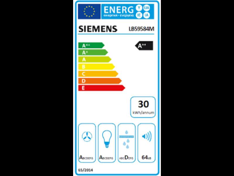 Siemens LB59584M inbouw unit