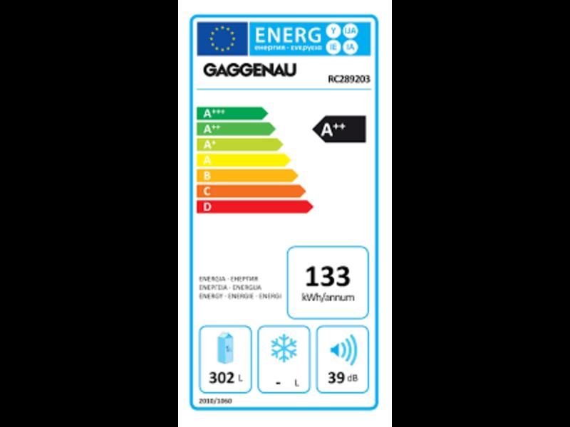 Gaggenau RC289203  koelkast