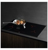AEG IPE84531FB inductie kookplaat (Pure Black)