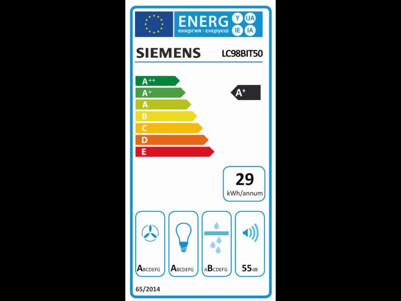 Siemens LC98BIT50 wandschouw