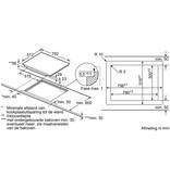Siemens EX808LYV5E inductiekookplaat