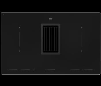 Pelgrim IKR4082F inductie kookplaat met afzuiging