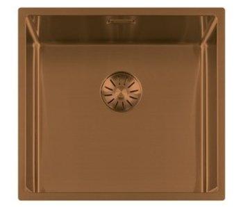 Lorreine 40SP-Copper spoelbak