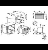Smeg SF4920MCN1 combi oven