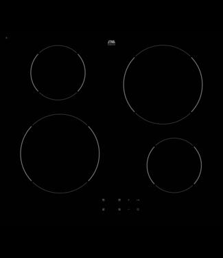 Etna KI259ZT inductiekookplaat