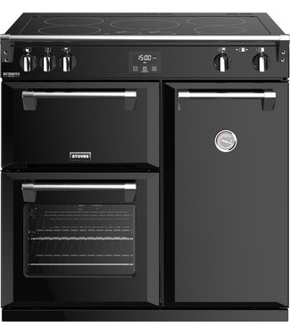 Stoves Richmond S900 EI Deluxe Antraciet