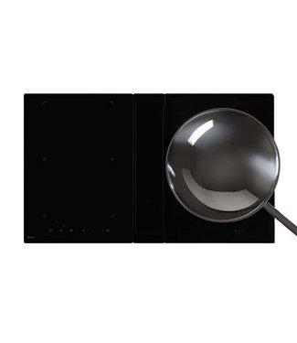 Novy 40008 power wok kookplaat met afzuiging