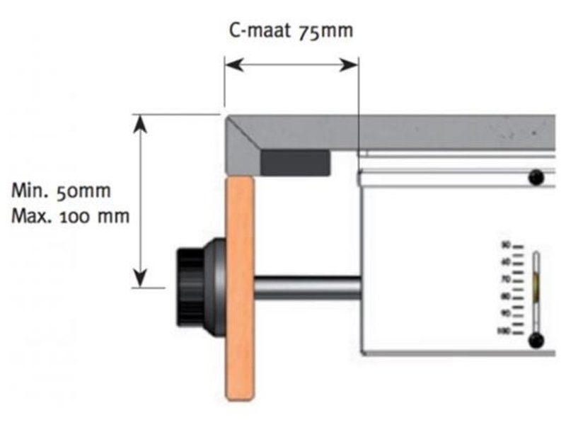 PITT cooking akan-professional-fs 21.3 cm