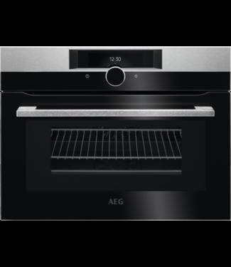 AEG KMK861000M oven met magnetron 45 cm