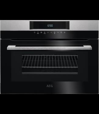 AEG KMK761000M oven met magnetron 45 cm