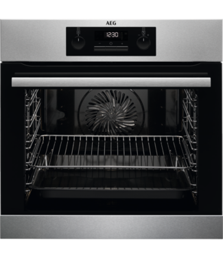AEG BPB331020M oven 60 cm