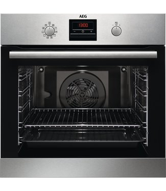 AEG BPS33102ZM oven 60 cm