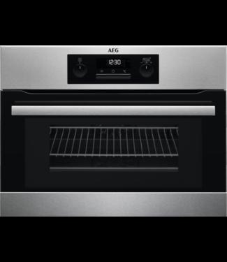 AEG KMK36100MM oven met magnetron 45 cm