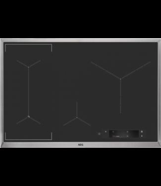 AEG IAE84845XB inductie kookplaat 80 cm