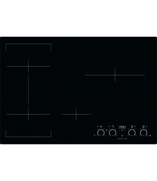 AEG IKK84545IB inductie kookplaat 80 cm