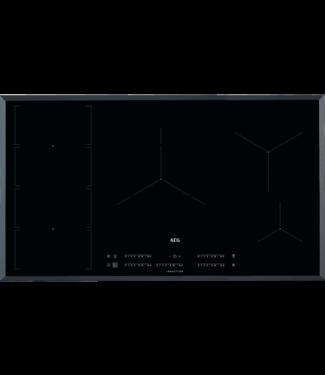 AEG IKE9547SFB inductie kookplaat 90 cm