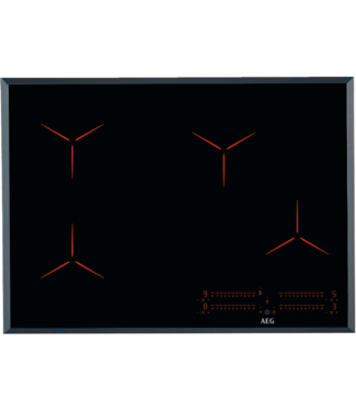AEG IPE7454SFB inductie kookplaat 68 cm