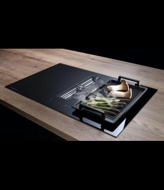 Küppersbusch KMI8560.0SR inductie kookplaat met afzuiging