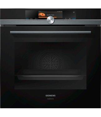 Siemens HS858GXB6 oven met stoom 60 cm