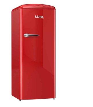 Etna KVV754ROO retro koelkast 154 cm