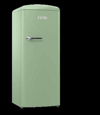 Etna KVV754GRO retro koelkast 154 cm