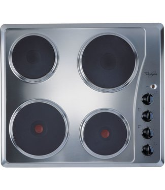 Whirlpool AKM331IX elekrische kookplaat