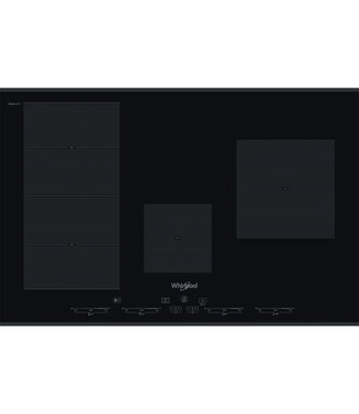 Whirlpool WIB93LMX inductie kookplaat