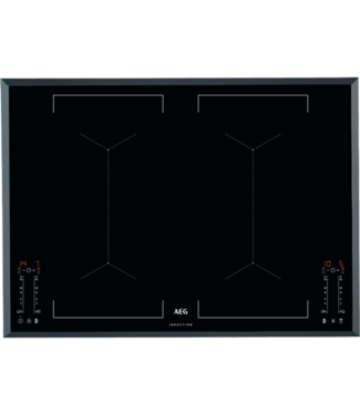 AEG IKE7445SFB inductiekookplaat