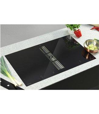 Airo Design IG904BM kookplaat met afzuiging