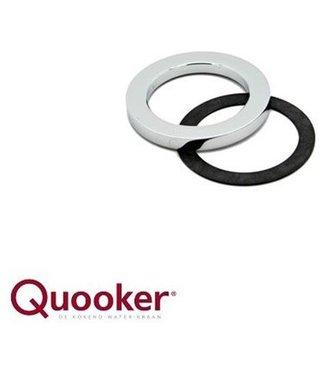Quooker ROZNCHR serviceset | Rozet Nordic Chroom