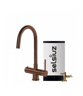 Selsiuz 350240 kokend waterkraan