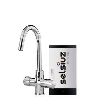 Selsiuz 350284 kokend waterkraan