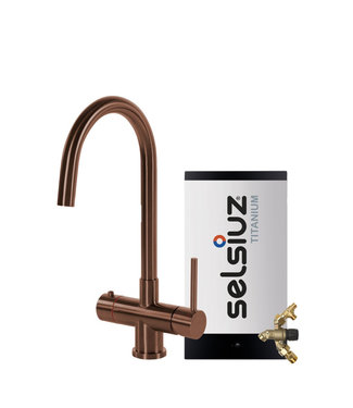 Selsiuz 350287 kokend waterkraan