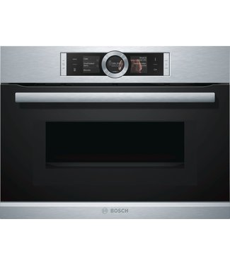 Bosch CMG636NS2 oven met magnetron