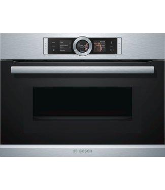 Bosch CMG636NS2 oven met magnetron
