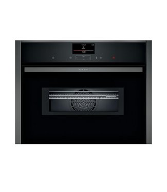 Neff C27MS22G0 compacte oven met magnetron