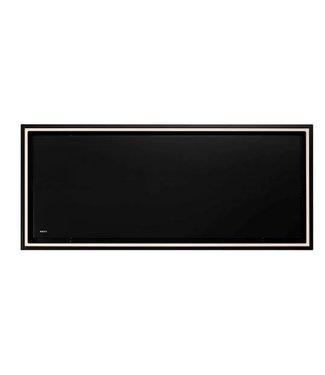 Novy 6942 Plafondunit Pureline Pro - 120 cm - Zwart